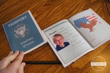 Passport for Kids