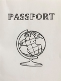Passport for kids! Printable Passport book