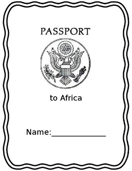 Passport to Africa