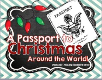 Passport to Christmas Around the World