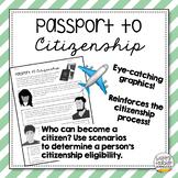 Passport to Citizenship | Naturalization Process Scenarios