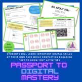 Passport to Digital Mastery   Computer & Google Skills   D