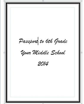 Passport to Middle School