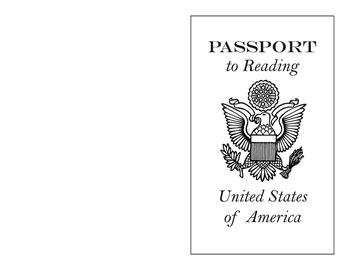 Passport to Reading