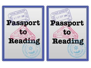 Passport to Reading COMMON CORE ALIGNED