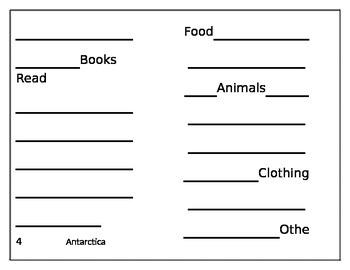 Passport to Reading Editable