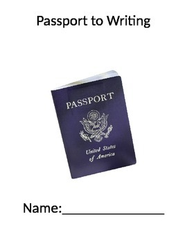 Passport to Writing