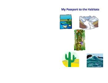 Passport to the Habitats
