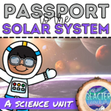 Passport to the Planets and Solar System Pack