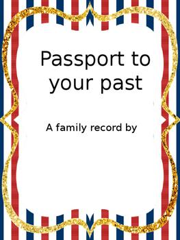 Passport to your Past