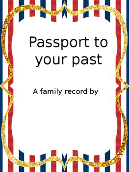 Passport to your Past