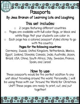 Passports!