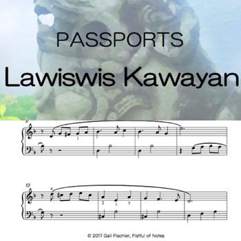 Passports: Lawiswis Kawayan