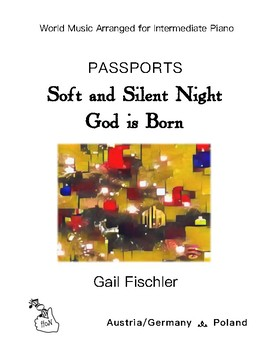 Passports Christmas: Soft & Silent Night and God is Born