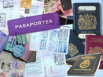 Passports for Spanish-speaking countries PDF