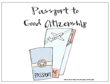 Passports to Good Citizenship