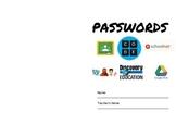 Password Booklet