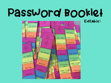 Password Booklet