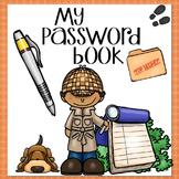 Password Booklet(s)