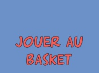 Password Game in French: Shopping for Food