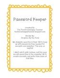 Password Keeper INB