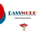 Password PPT ESL Speaking Game Powerpoint template