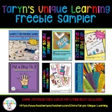Emergent Literacy Sampler