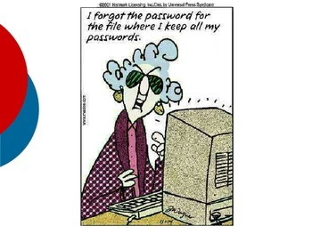Password Review Game PPT