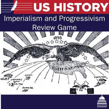 Imperialism and Progressivism Password Game