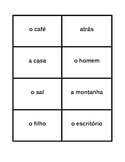 Password game in Portuguese