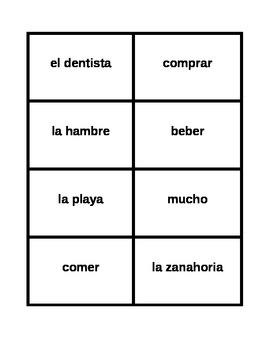 Password game in Spanish