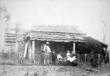 Past Carin' - Henry Lawson