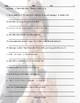 Past Continuous Tense Scrambled Sentences Worksheet