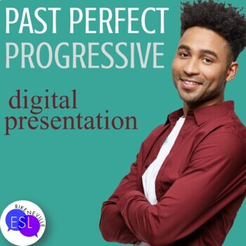 Past Perfect Continuous Digital Presentation