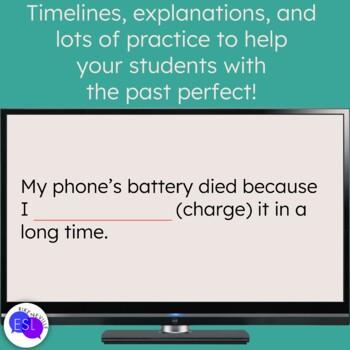 Past Perfect Digital Presentation