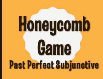 Spanish Past Perfect Subjunctive Honeycomb Partner Game