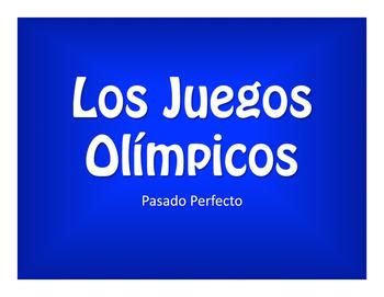 Spanish Past Perfect Olympics