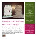 Past Poets Project