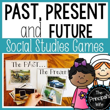 Past, Present, Future Games