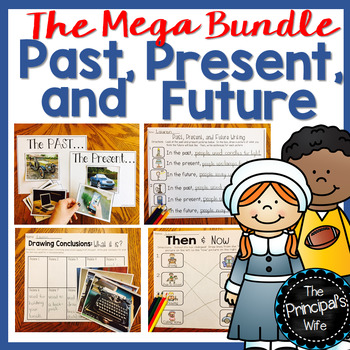 Past, Present, Future Mega Bundle