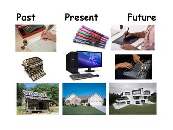 Past Present Future PPT