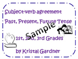 Past, Present, Future Tense - Subject-Verb agreement