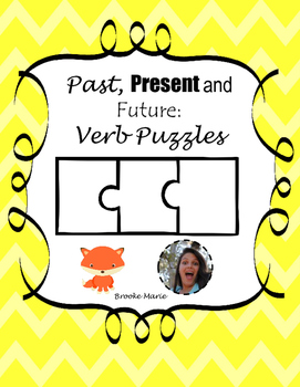 Past, Present, Future: Verb Puzzles