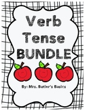 Past Present Future Verb Tense - 30 Page Mega Pack!