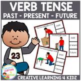 Past, Present, & Future Tense Verbs