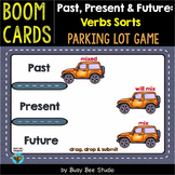 Past, Present & Future: Verbs Sorts | Boom Cards
