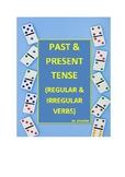 Past & Present Tense Dominoes (Regular & Irregular verbs)