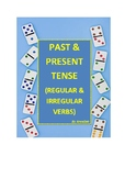 Past & Present Tense Dominoes (Regular & Irregular verbs)