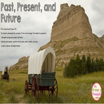 Past, Present, and Future Powerpoint