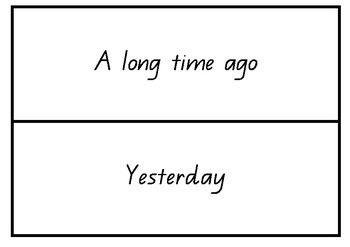 Past, Present and Future Tense